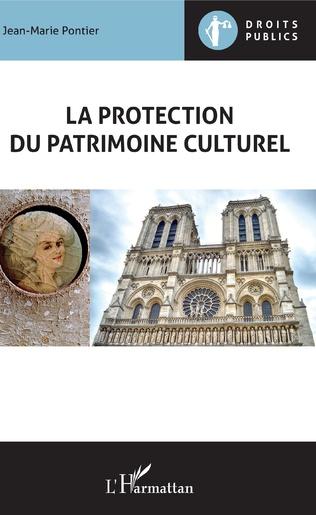 Couverture La protection du patrimoine culturel