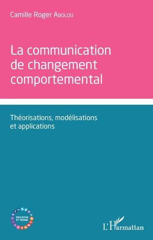 Couverture Communication de changement comportemental