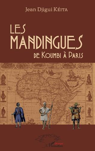 Couverture Les Mandingues