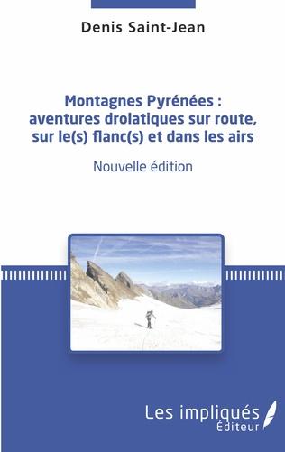 Couverture Montagnes Pyrénées :