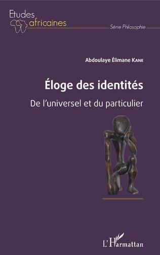 Couverture Éloge des identités
