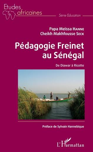 Couverture Pédagogie Freinet au Sénégal