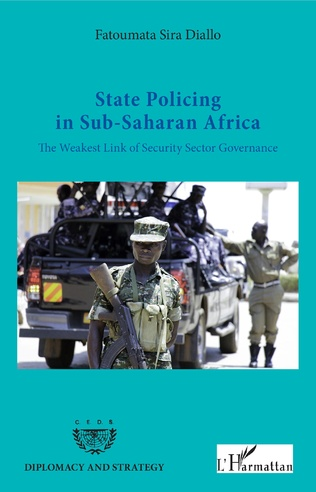 Couverture State Policing in Sub-Saharan Africa