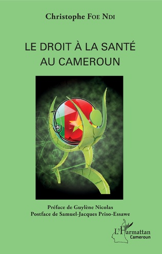 Couverture Le droit à la santé au Cameroun