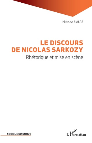 Couverture Le discours de Nicolas Sarkozy
