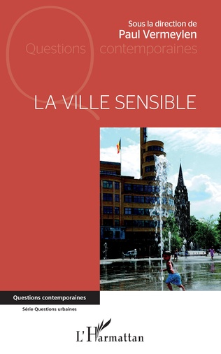 Couverture La ville sensible