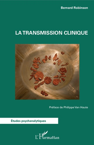 Couverture La transmission clinique