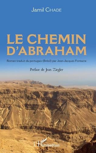Couverture Le chemin d'Abraham