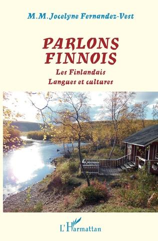 Couverture Parlons finnois
