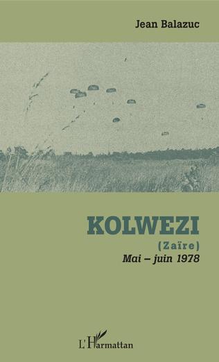 Couverture Kolwezi