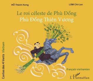 Couverture Le roi céleste de Phu Dong