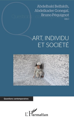 Couverture Art, individu et société