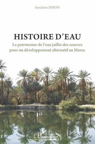 Couverture Histoire d'eau