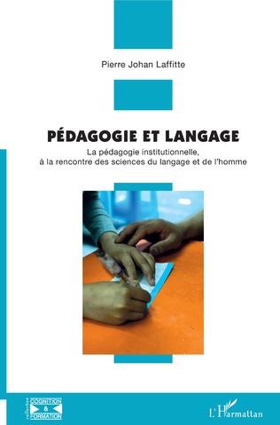 Couverture Pédagogie et langage