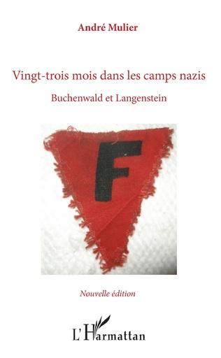 Couverture Vingt-trois mois dans les camps nazis