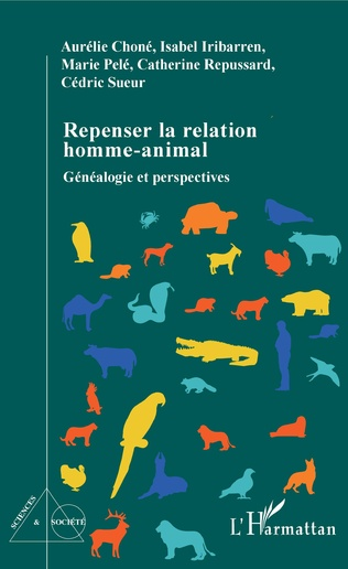 Couverture Repenser la relation homme-animal