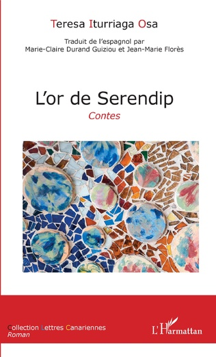 Couverture L'or de Serendip