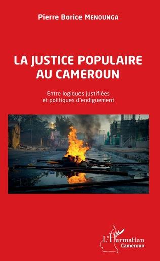 Couverture La justice populaire au Cameroun