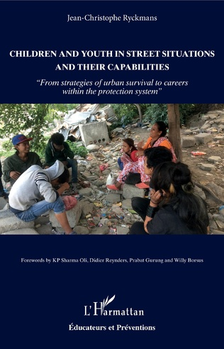 Couverture Children and youth in street situations and their capabilities