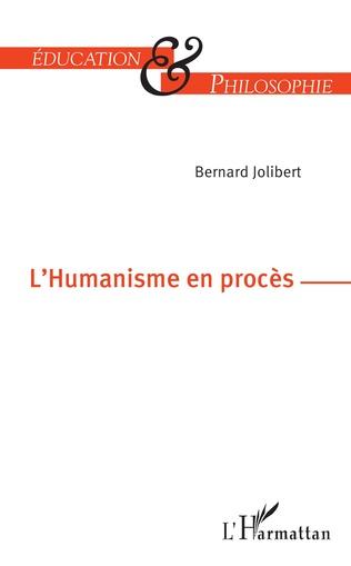 Couverture L'Humanisme en procès