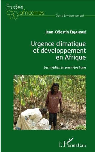 Couverture Urgence climatique et développement en Afrique