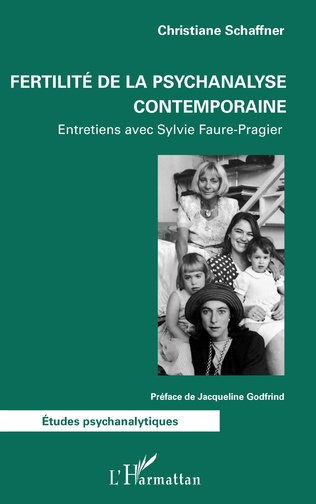 Couverture Fertilité de la psychanalyse contemporaine