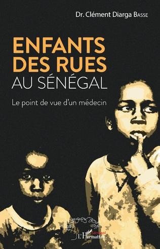 Couverture Enfants des rues au Sénégal