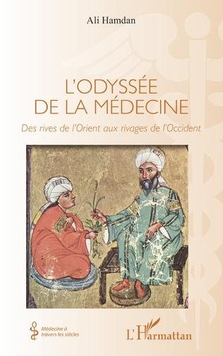 Couverture L'odyssée de la médecine