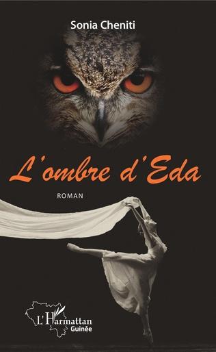 Couverture L'ombre d'Eda. Roman