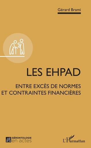 Couverture Les EHPAD