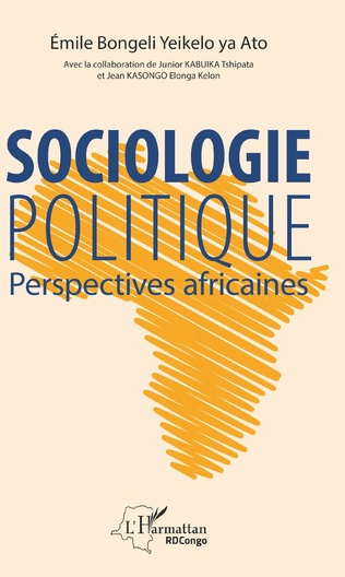 Couverture Sociologie politique. Perspectives africaines
