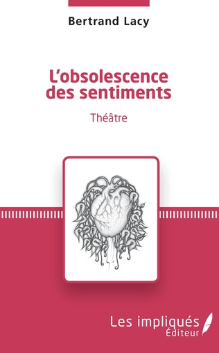 Couverture L'obsolescence des sentiments