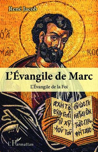 Couverture L'Evangile de Marc
