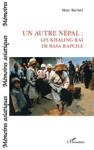 Couverture Un autre Népal