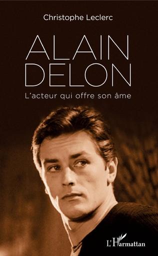 Couverture Alain Delon