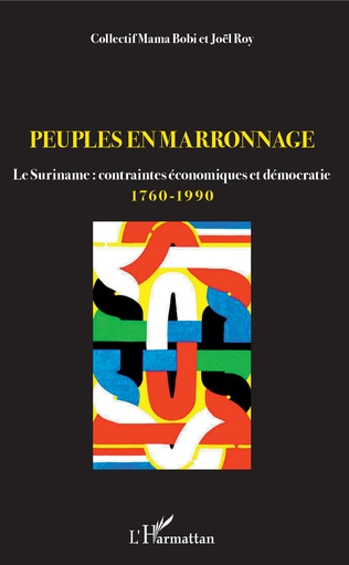 Couverture Peuples en marronnage