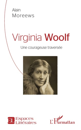 Couverture Virginia Woolf