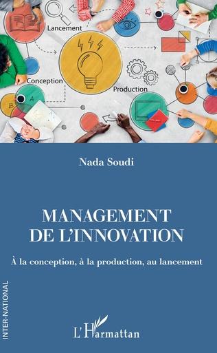 Couverture Management de l'innovation
