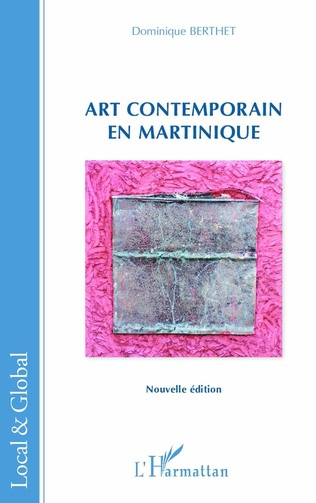 Couverture Art contemporain en Martinique
