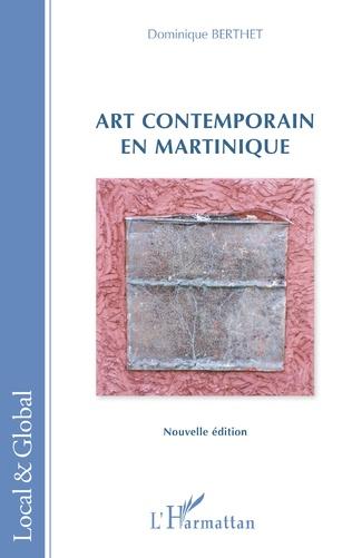 Couverture Art contemporain en Martinique