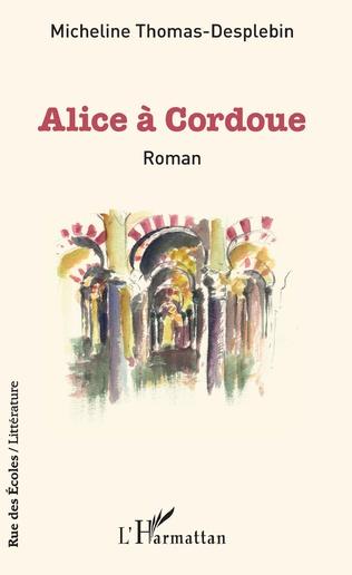 Couverture Alice à Cordoue