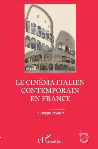 Couverture Le cinéma italien contemporain en France