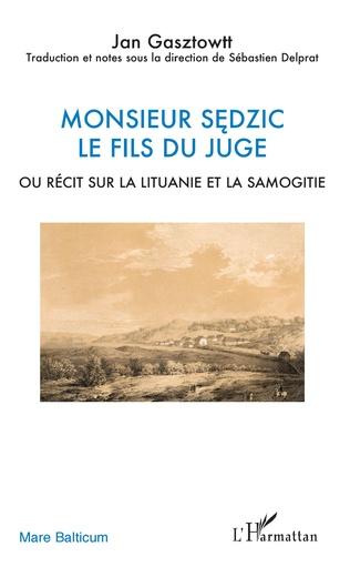 Couverture Monsieur Sedzic