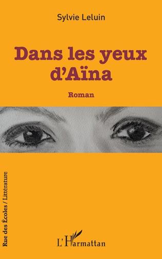 Couverture Dans les yeux d'Aïna
