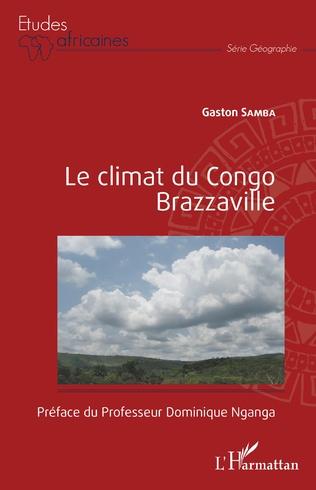 Couverture Le climat du Congo Brazzaville
