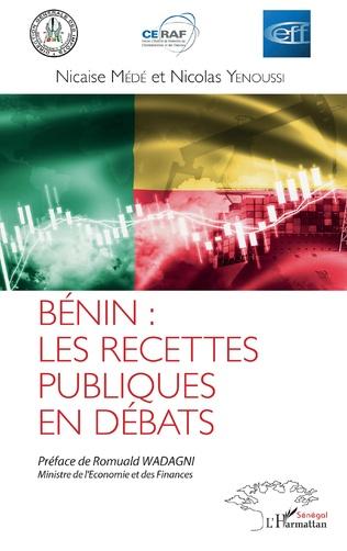 Couverture Bénin : les recettes publiques en débats
