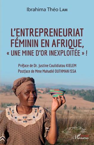 Couverture L'entrepreneuriat féminin en Afrique,