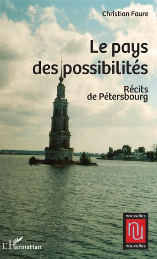 Couverture Le pays des possibilités