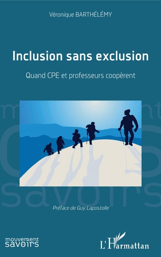 Couverture Inclusion sans exclusion