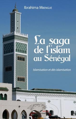 Couverture La saga de l'islam au Sénégal